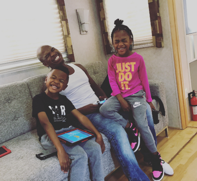 Neyo Love Quotes: NE-YO RELEASES 'ANOTHER LOVE SONG' WITH KIDS BY HIS SIDE