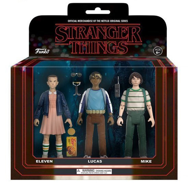 STRANGER THINGS CAST GETS THEIR OWN ACTION FIGURES