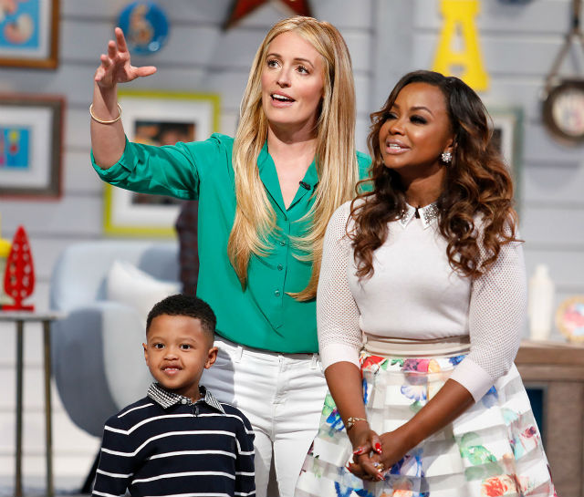 PHAEDRA PARKS AND GREG JENNINGS ARE TAKING OVER EPISODE 4 OF 'BIG STAR LITTLE STAR'