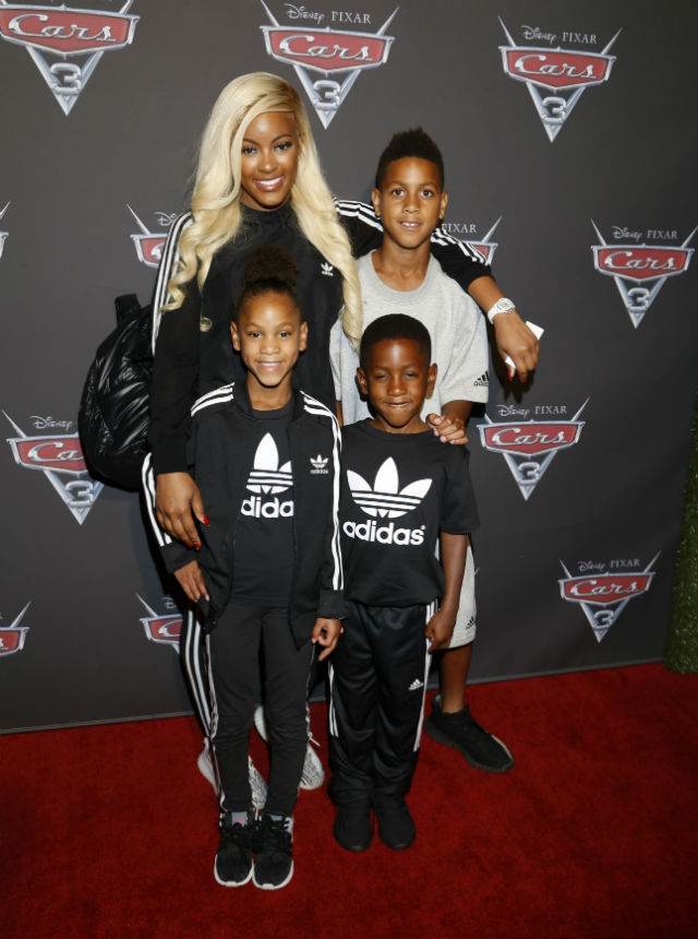Laura Govan Kyla Pratt And More Attend Cars 3 Screening In La