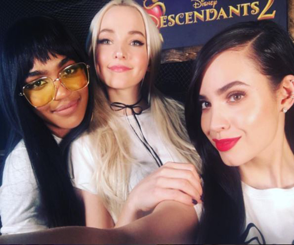 'DESCENDANTS 2': THE EXCLUSIVE INTERVIEW WITH CHINA, DOVE, AND SOFIA