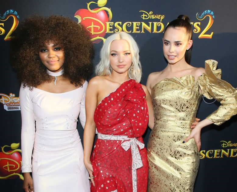 YOUNG STARS TURN OUT FOR DISNEY'S 'DESCENDANTS 2' PREMIERE
