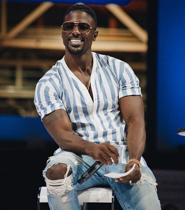 LANCE GROSS: 'I'M PUSHING FOR TWIN BOYS'