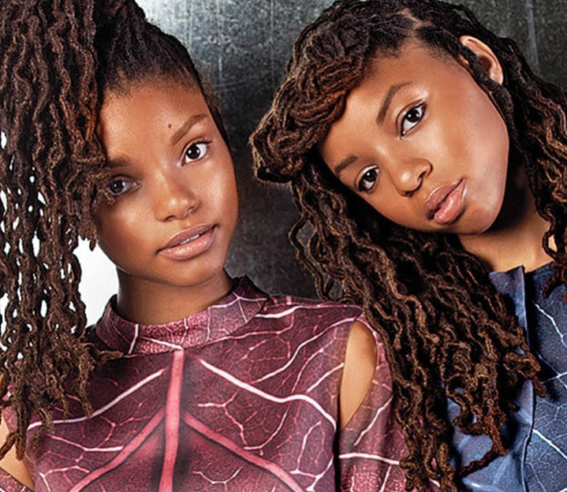 CHLOE X HALLE TO JOIN 'BLACK-ISH' SPIN-OFF, 'GROWN-ISH'