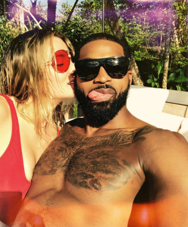 KHLOE KARDASHIAN SINGS A DIFFERENT TUNE OF HAVING KIDS IN LIGHT OF RECENT 'HATE AND TERROR'