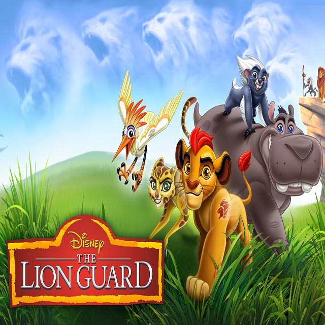 FATHER, ACTOR, RAPPER, PRODUCER, COMMON, VOICES CHARACTER ON DISNEY JUNIOR'S 'THE LION GUARD'