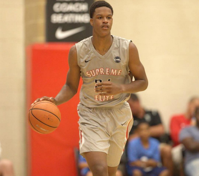 SHAREEF O'NEAL FINISHES 'TRAVEL BALL ERA' STRONG AND WITH FAMILY BY HIS SIDE