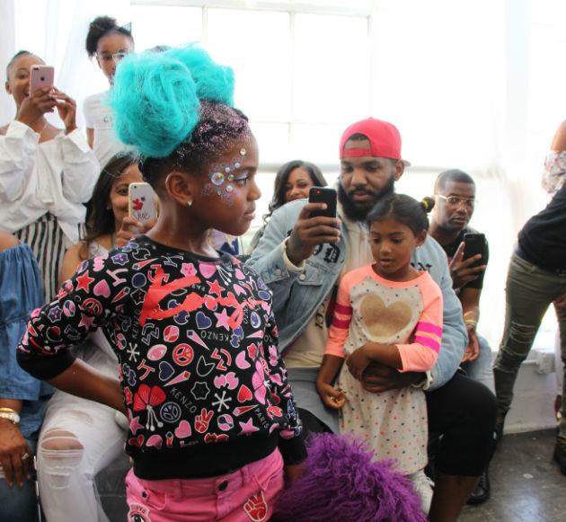 CALI DREAM CELEBRATES HER 7TH BIRTHDAY IN STYLE