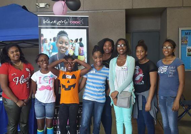 Black Girls Code Receives Generous Donation From Gm-7080