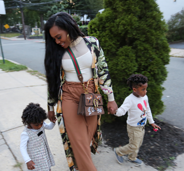 YANDY SMITH ON HER PARENT-TEACHER CONFERENCE EXPERIENCE: 'IT WASN'T EASY SITTING THERE ALONE'