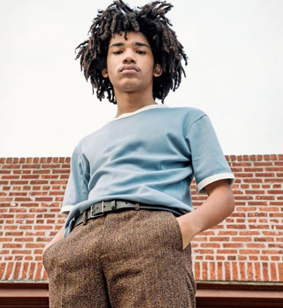 LUKA SABBAT IS LATEST TO JOIN 'GROWN-ISH' CAST