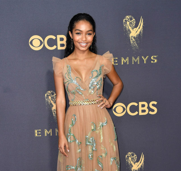 YARA SHAHIDI, MARSAI MARTIN AND MORE HIT THE EMMY'S IN STYLE