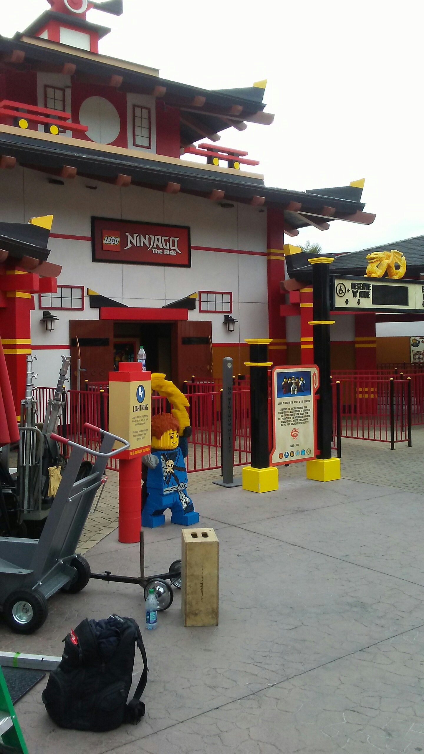 'The LEGO Ninjago Movie' Press Junket. September 14, 2017.