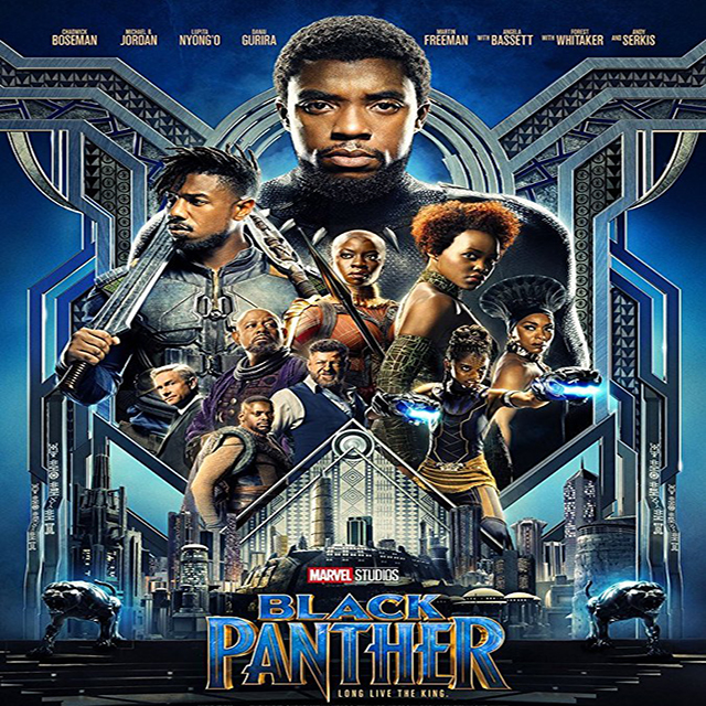 OFFICIAL 'BLACK PANTHER' TRAILER HAS DROPPED AND IT IS WORTH A VIEW