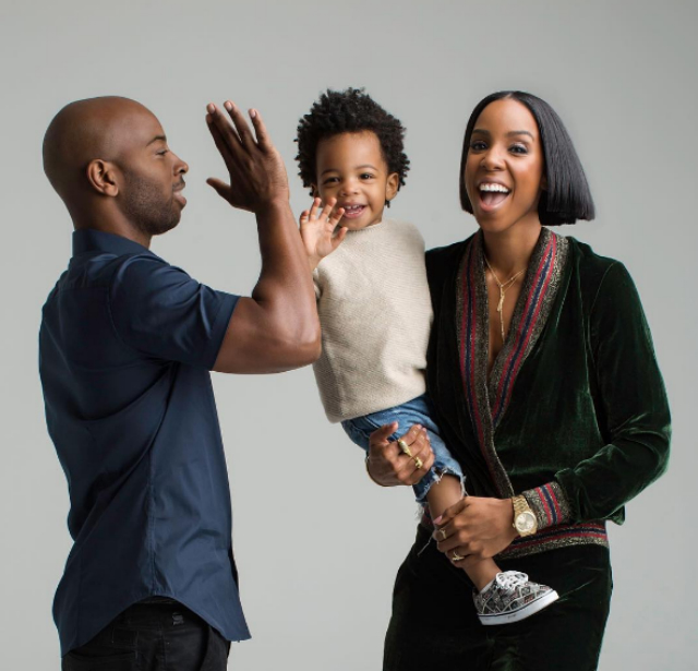 KELLY ROWLAND AND THE FAMILY WERE IN THE SPOTLIGHT IN LANCE GROSS' 'I TURN MY CAMERA ON' SERIES