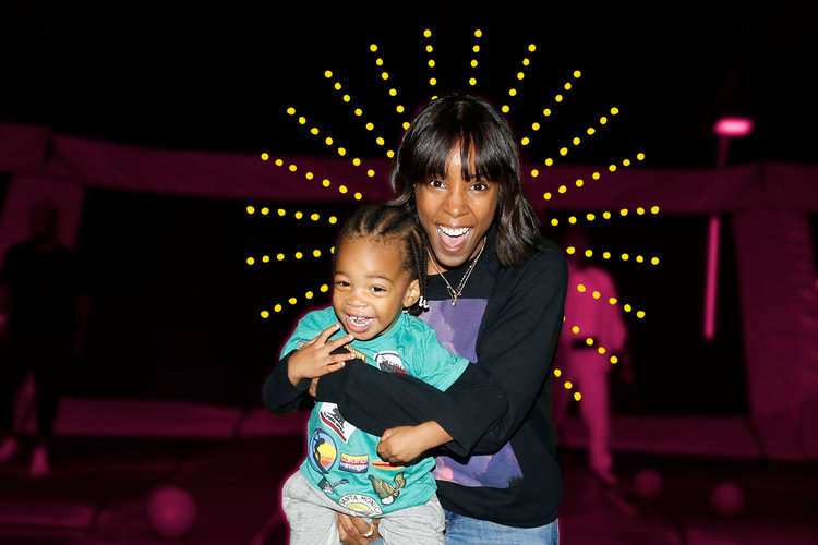 KELLY ROWLAND ON MOTHERHOOD: 'HARDEST PART IS WATCHING THEM GROW UP'