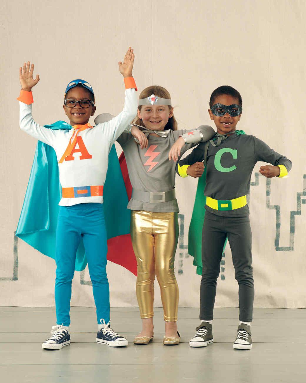 four diy last-minute halloween costume ideas