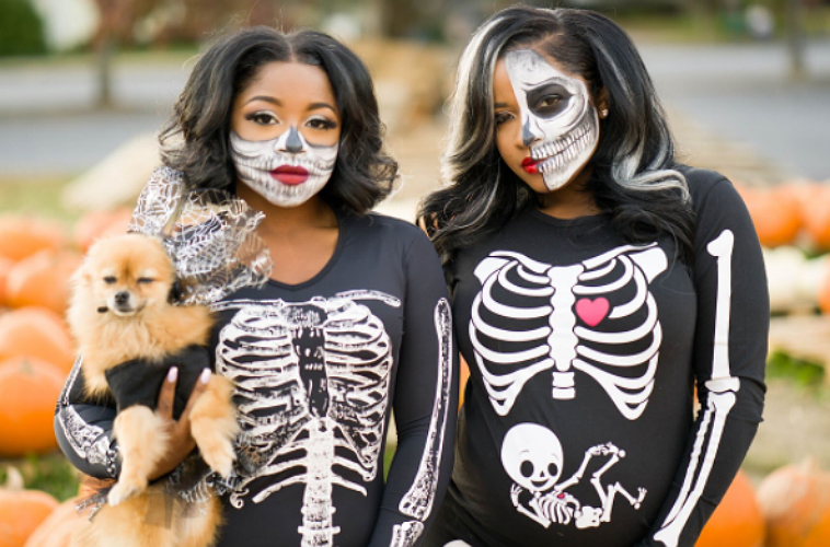 pregnant toya wright and daughter reginae carter are bad