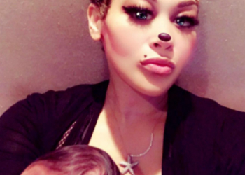 KEKE WYATT WELCOMES BABY #9