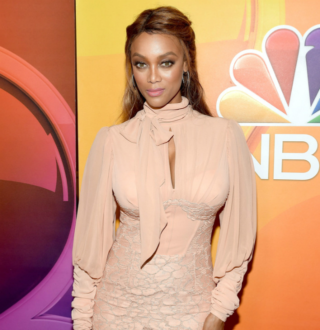 TYRA BANKS ON MOTHERHOOD: 'I'M IN THE TERRIBLE 19-20-MONTH-OLD THING RIGHT NOW'