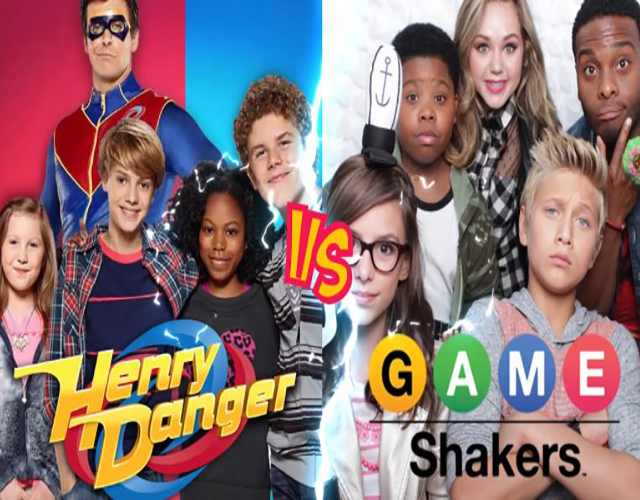 'HENRY DANGER' + 'GAME SHAKERS' EQUALS ONE COOL NICKELODEON CROSSOVER EVENT