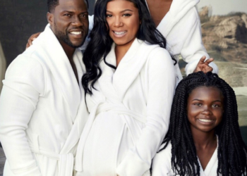 ENIKO AND KEVIN HART ARE 'SO ANXIOUS' TO MEET BABY KENZO