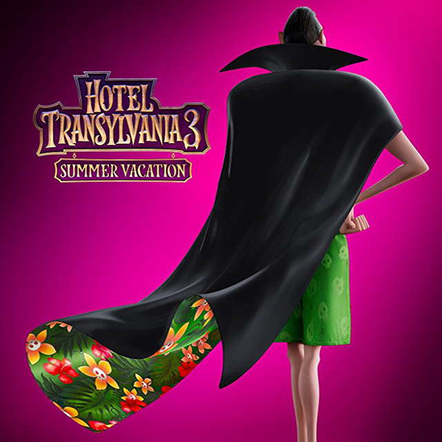 "SONY PICTURES IS GETTING US READY FOR SUMMER WITH ""HOTEL TRANSYLVANIA 3: SUMMER VACATION"""