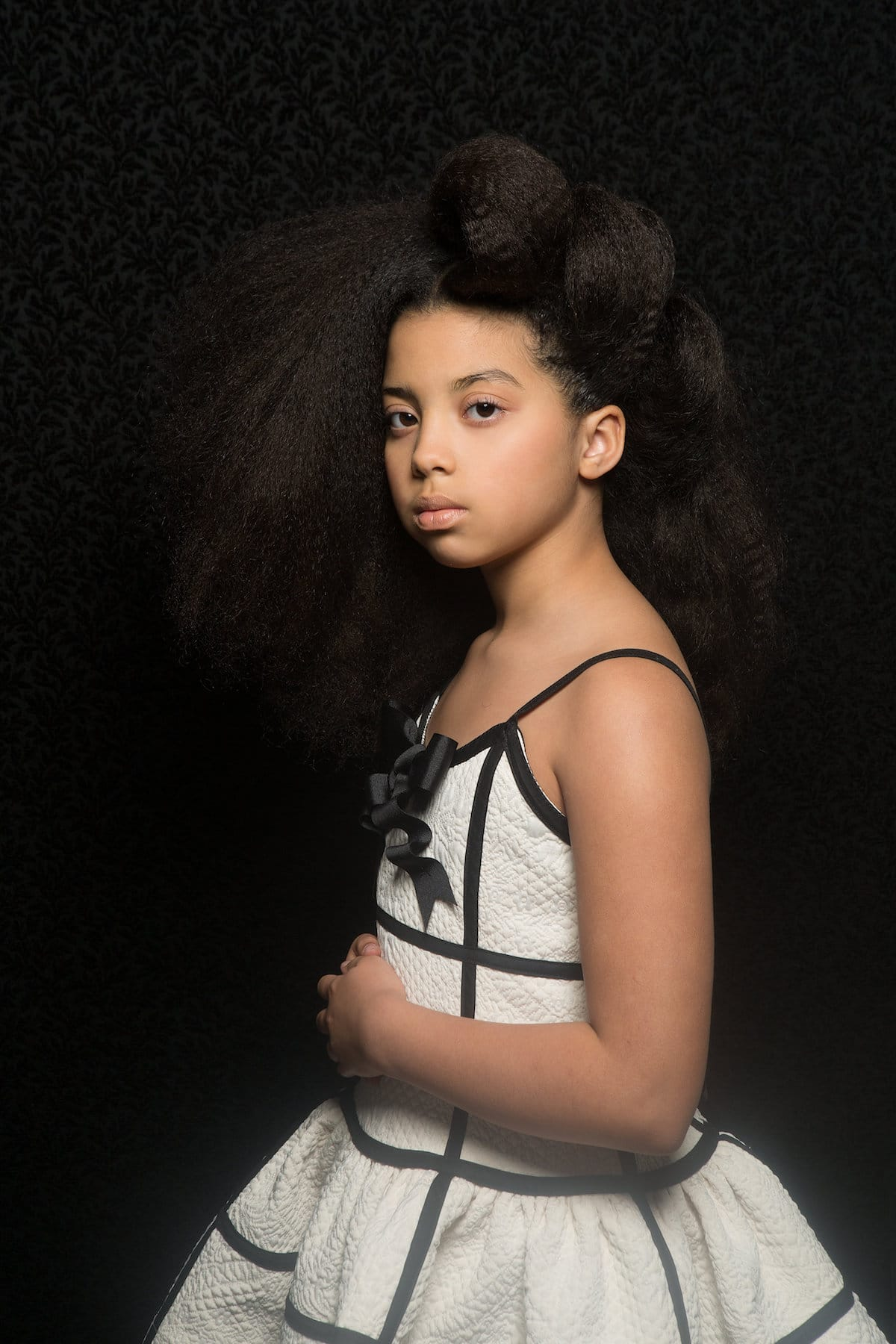VIRAL KIDS: THESE YOUNG MODELS ARE SHOWING OFF THE BEAUTY