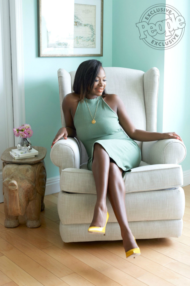 Lifestyle Naturi Naughton Takes Us Inside Of Her Daughter