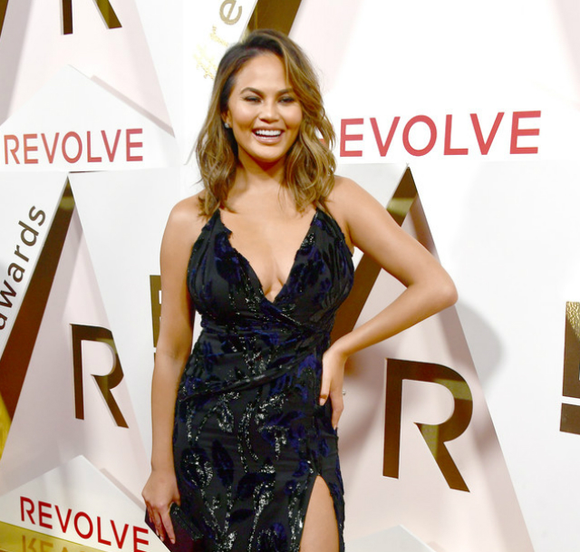 CHRISSY TEIGEN ON MORE KIDS: 'I REALLY WANT TO JUST KNOCK 'EM OUT'