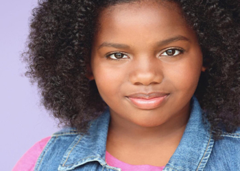 UP-AND-COMING YOUNG STAR BRIA SINGLETON SHOWS OFF SKILLS IN NEW MARIAH CAREY CHRISTMAS MOVIE