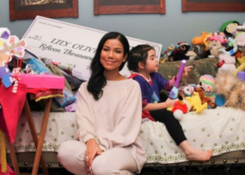 JHENE AIKO LAUNCHES NEW CHARITY, DONATES $15,000 TO 5-YEAR-OLD CANCER PATIENT RIGHT OFF THE BAT