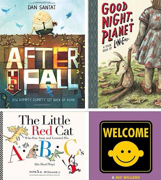 LOOKING FOR GOOD PICTURE BOOKS FOR THE KIDS? HERE ARE A FEW TO CONSIDER