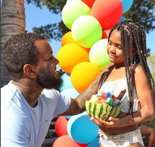 THE GAME: 'I WATCHED THE BIRTH OF MY BABY GIRL … A MAN WAS MADE!'