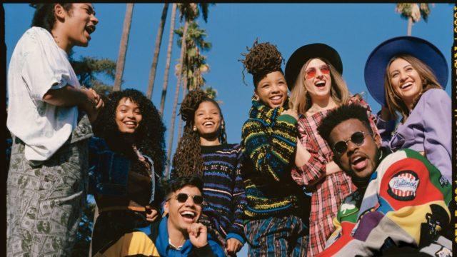'GROWN-ISH' CAST TALKS WITH 'TEEN VOGUE' ABOUT ACTIVISM AND REPRESENTATION IN NEW SHOW