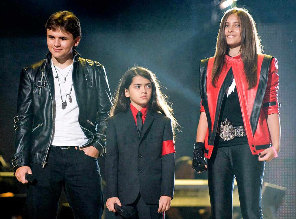 Where Are They Now Michael Jackson S Kids