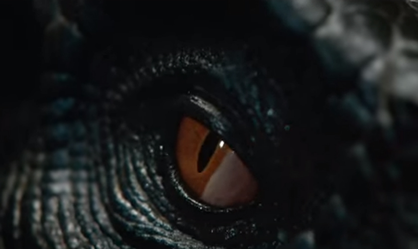 THE 'JURASSIC WORLD: FALLEN KINGDOM' TRAILER GOES PUBLIC TOMORROW: GET A SNIPPET TODAY!