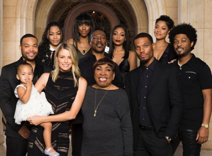 Eddie Murphy discusses his surprising number of children