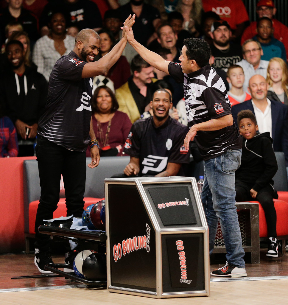 CHRIS PAUL AND SON SHINE AT THE PBA CELEBRITY INVITATIONAL
