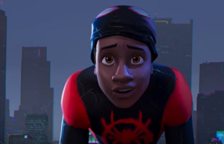 THE TRAILER FOR 'SPIDER-MAN: INTO THE SPIDER-VERSE' IS FULL OF SURPRISES
