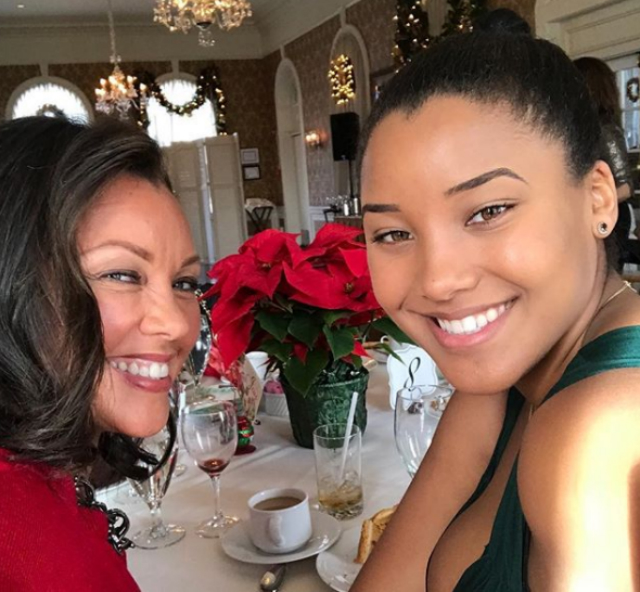 VANESSA WILLIAMS TO HER COLLEGE-BOUND DAUGHTER: 'ONCE YOU'RE OUT, IT'S A WHOLE DIFFERENT STORY'
