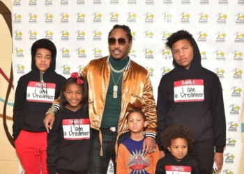 DADDY DO-GOODER: FUTURE GIVES BACK AT ANNUAL 'WINTER WISHLAND' EVENT