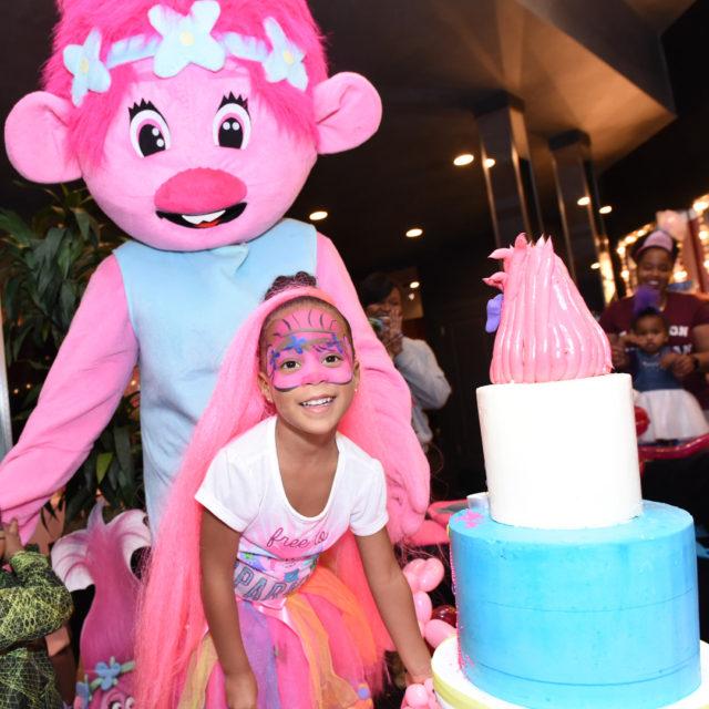 Ludacris Celebrates Daughter Cai Bridges 4th Birthday