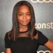 CALEB MCLAUGHLIN AND M ARSAI MARSAI  MARTIN ATTEND THE GOLDEN  GLOBES