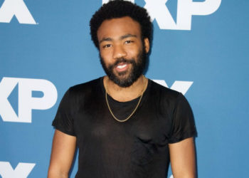 SURPRISE! DONALD GLOVER  AND GIRLFRIEND HAVE WELCOMED  THEIR SECOND SON