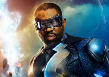 'BLACK LIGHTNING' COMES TO THE CW ON JANUARY 16TH