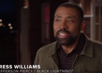 'BLACK LIGHTNING' IS HERE: CRESS WILLIAMS GIVES THE INSIDE SCOOP ON HIS CHARACTER