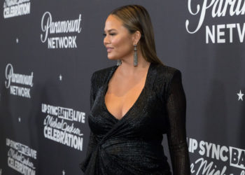CHRISSY TEIGEN ON THE GENDER OF HER CHILD: 'WE'RE NOT READY TO SAY WHAT IT IS YET'