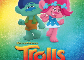 NETFLIX TO RELEASE NEW 'TROLLS' ANIMATED SERIES ON FRIDAY, JANUARY 19TH