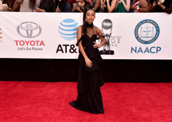 YARA SHAHIDI, MILES BROWN, MICHAEL RAINEY JR AND MORE ATTEND THE 2018 NAACP IMAGE AWARDS